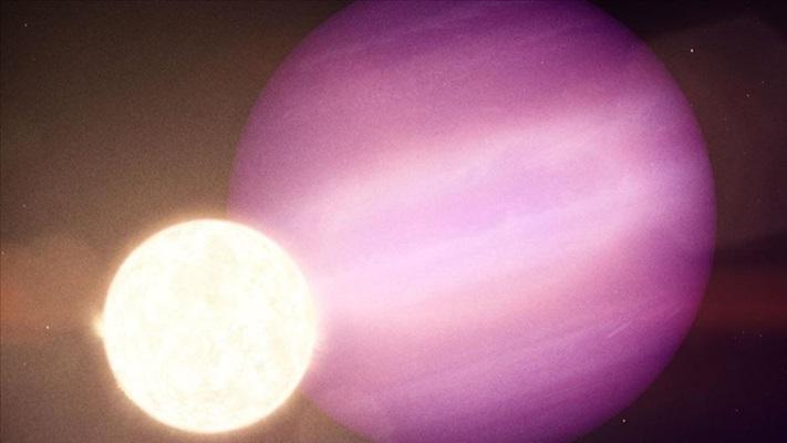 Beyaz cüce yörüngesinde Jüpiter büyüklüğünde bir gezegen keşfedildi