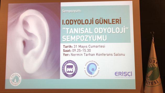 Geleceğin Odyologları ilk kez Üsküdar Üniversitesi'nde buluştu…