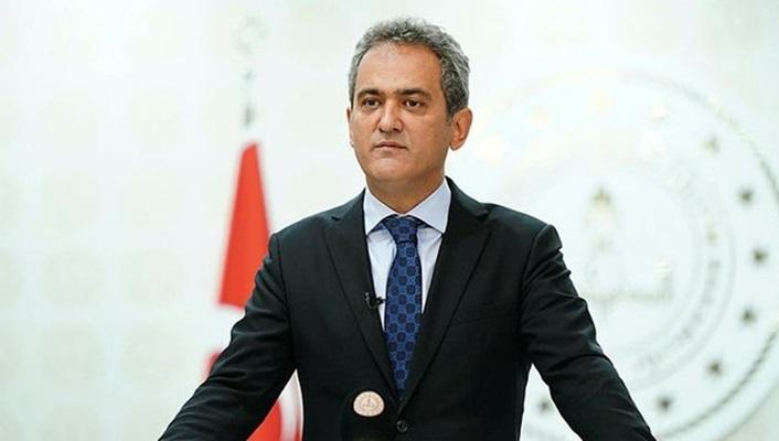 Millî Eğitim Bakanı Mahmut  ÖZER bugün Şırnak'ta