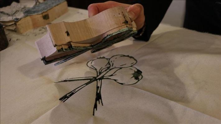 'Sanat İşleyen Eller' tarihi konakta üretime katkı sunuyor