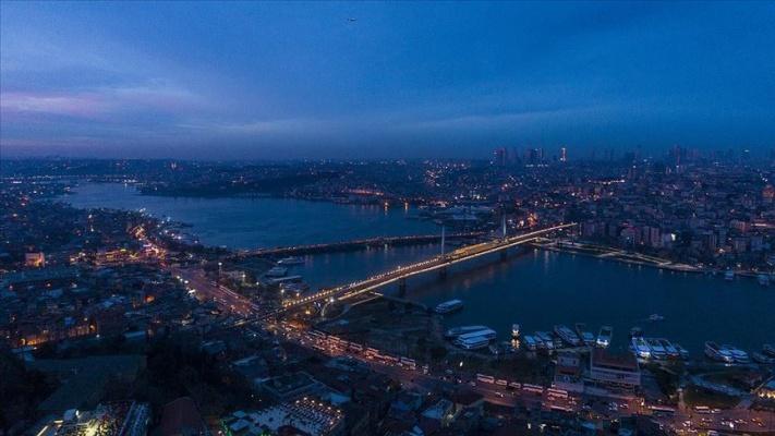 İstanbul'un bazı ilçeleri Avrupa ülkelerinden kalabalık