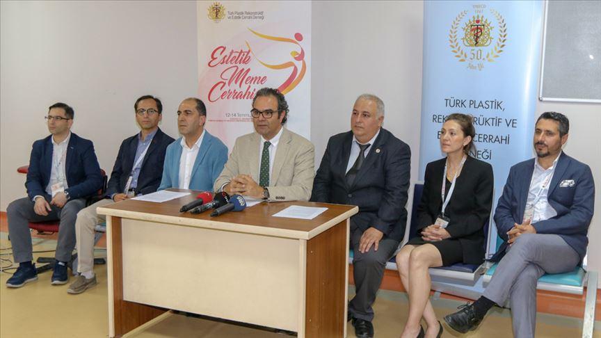 'Türkiye plastik cerrahide çok önemli bir noktada'