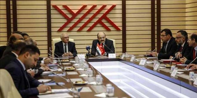 'Türk üniversiteleri Irak'taki üniversitelerle iş birliği yapıyor'