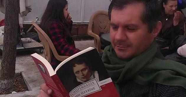 Öğretmen Halil Serkan Öz anıldı