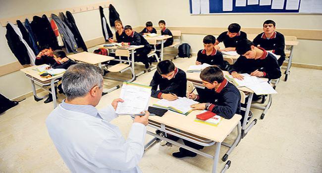 Şimdi de Okullar Dershaneye Dönüşüyor