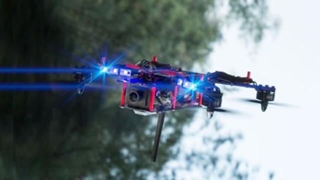 Drone savaşları ESPN'de başlıyor!