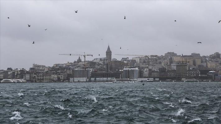 İstanbul'da sağanak bekleniyor
