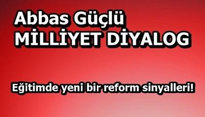 Eğitimde yeni bir reform sinyalleri!