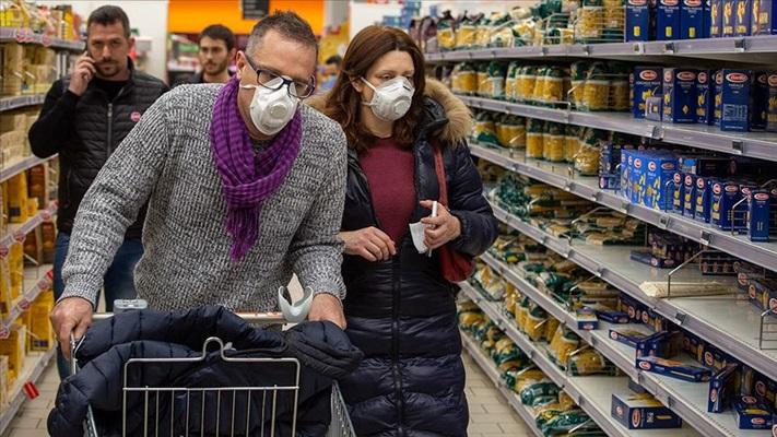 Yeni tip koronavirüs salgınının gelişimi