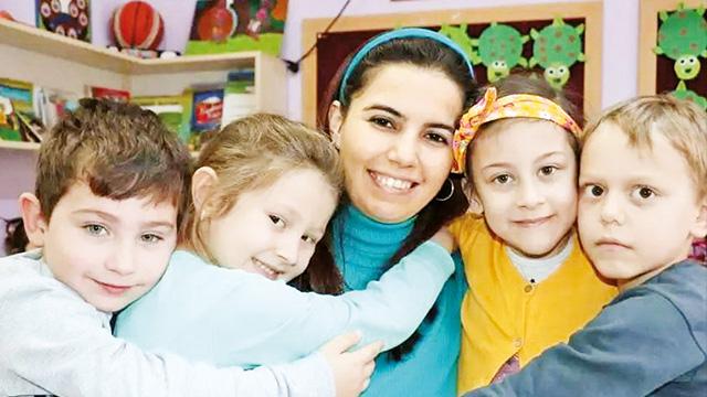 Dünyayı mutlu çocuklar değiştirecek