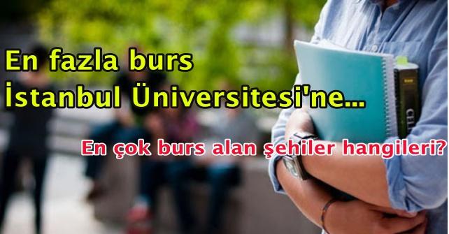 Türkiye'nin burs analizi: Öğrenci başına düşen aylık burs miktarı 351 TL
