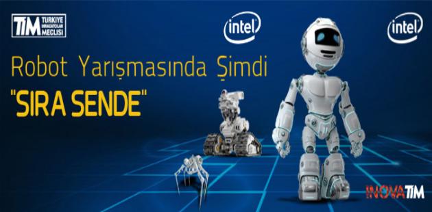 Türkiye İnovasyon Haftası'na robotlar damgasını vuracak