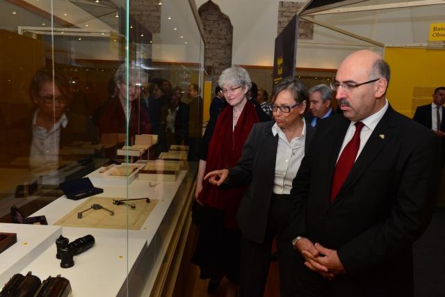 İstanbul Üniversitesi'nde Bilim ve Tarih Buluşması