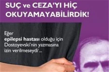Epilepsi Hastaları İçin '26 Mart'ta mor giy, dikkat çek'