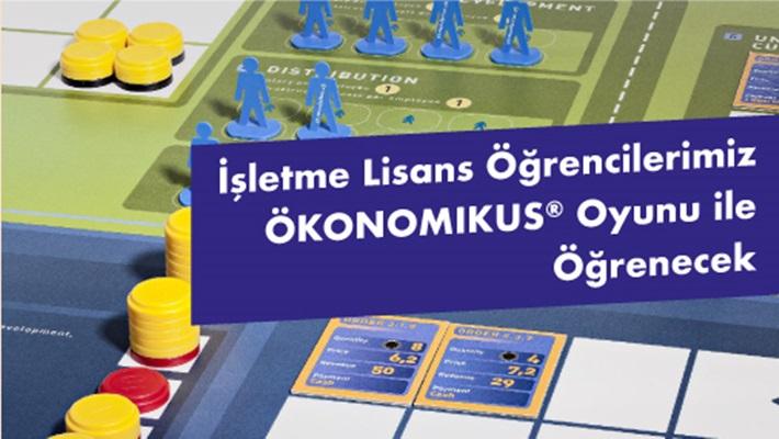 Beykoz Üniversitesi'nden simülasyonlu işletme oyunu