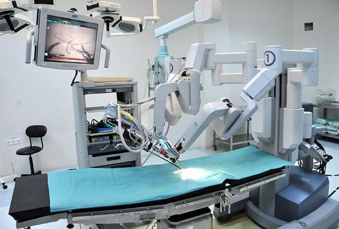 Uyku Apnesine Robotik Cerrahili Çözüm