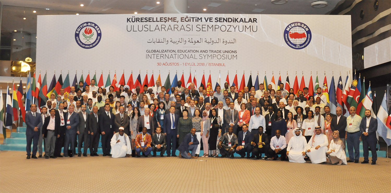 Uluslararası 'Küreselleşme, Eğitim ve Sendikalar' sempozyumu sona erdi