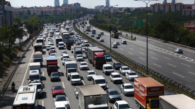Sürücülere 'bayram yolculuğu' uyarısı