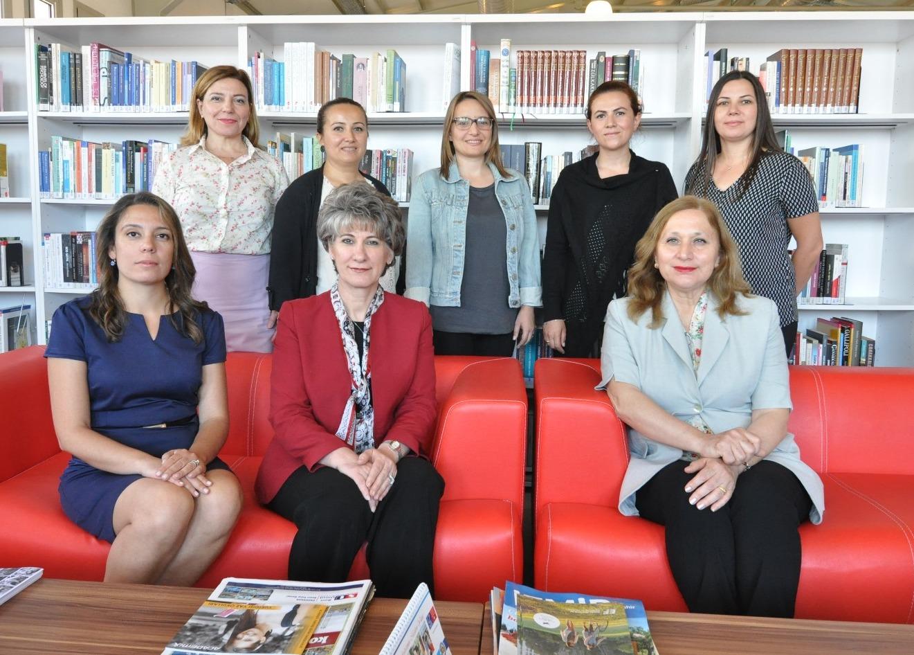 Cinsel taciz ve saldırıya karşı İzmir Üniversitesi'nden bir ilk