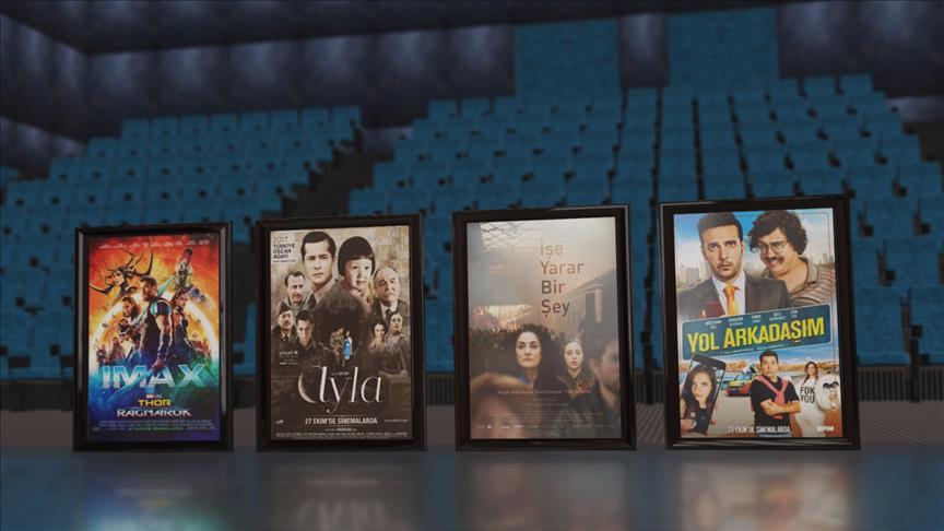 """Bu hafta 4 film vizyona girecek! Oscar adayı """"Ayla"""" da izleyiciyle buluşacak"""