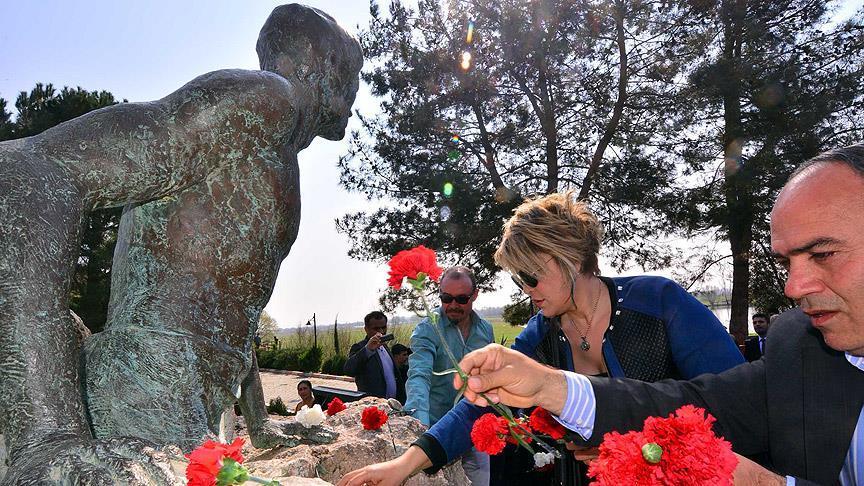 Yaşar Kemal ölümünün birinci yılında doğduğu köyde anıldı