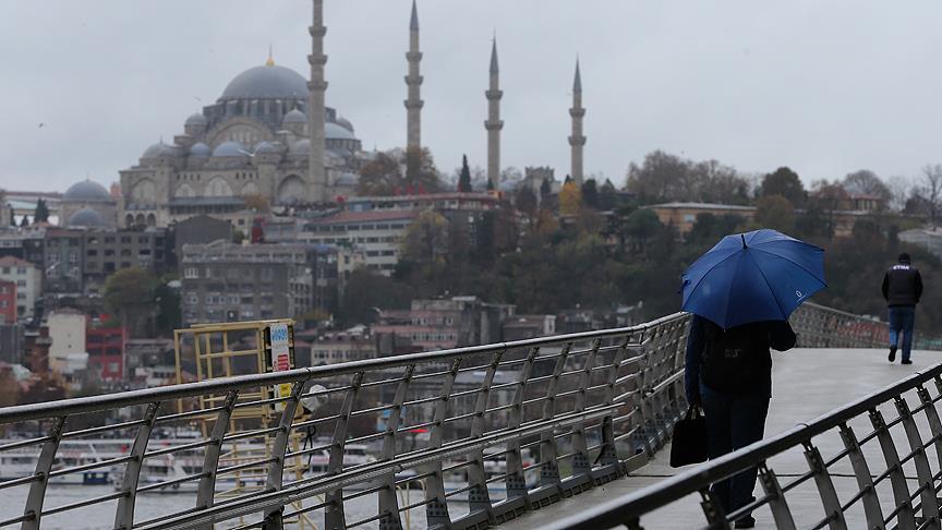 Marmara'da sıcaklıklar azalıyor!
