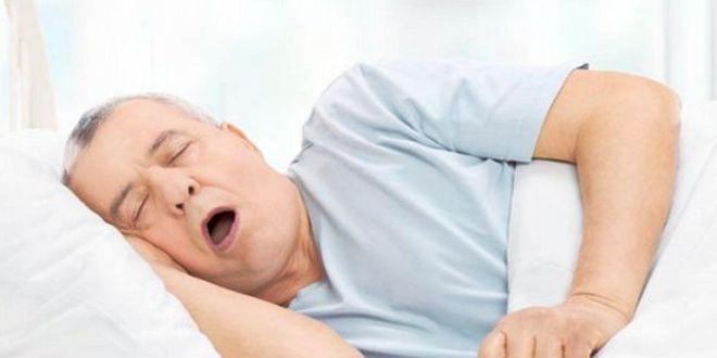 Uyku apnesine robotlu tedavi