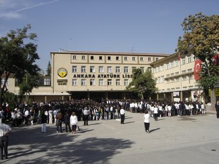 Ankara Liseleri 2013-2014 TEOG Taban Puanları
