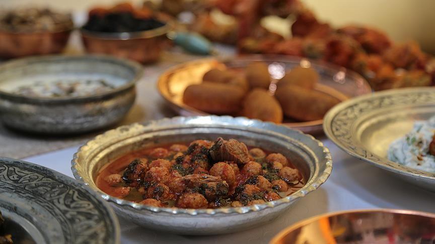Türk mutfağı Ürdün'de tanıtılıyor