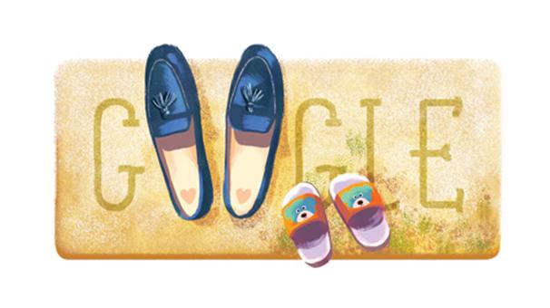 Google'dan Anneler Gününe Özel  Doodle!