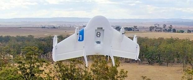 Google drone'lar ile evlere teslimat yapacak