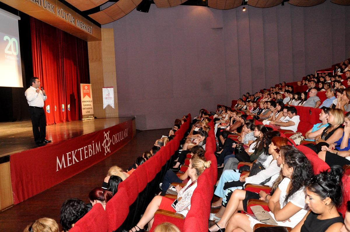Mektebim Okulları'ndan eğitim dünyasına eğitim fırsatı