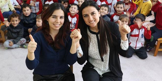 Dünyanın en iyi 50 öğretmeninden ikisi Samsun'da