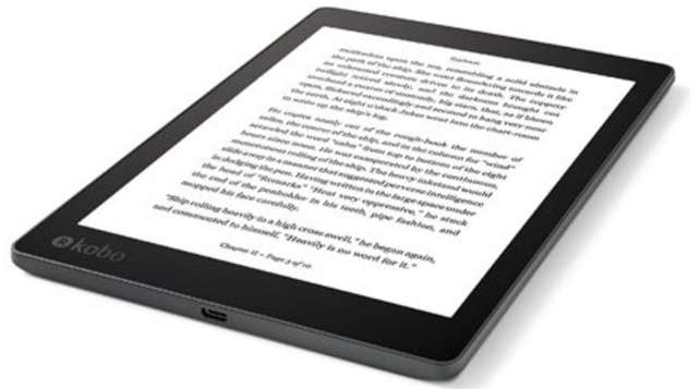 Yeni e-kitap okuyucu Kobo Aura One duyuruldu