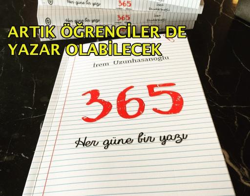 Yazar İrem Uzunhasanoğlu Türkiye'de bir ilki gerçekleştirdi