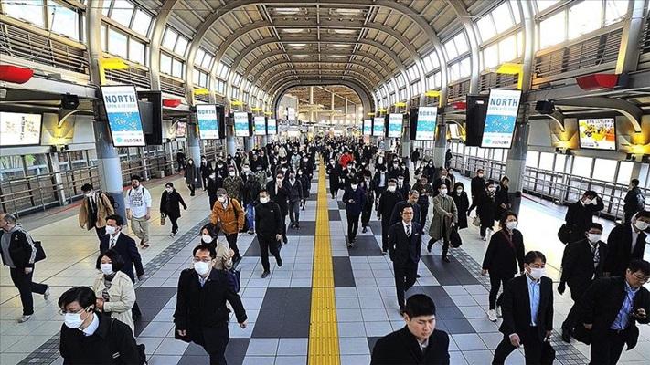 Japonya'da Kovid-19 salgınında üçüncü dalga riski