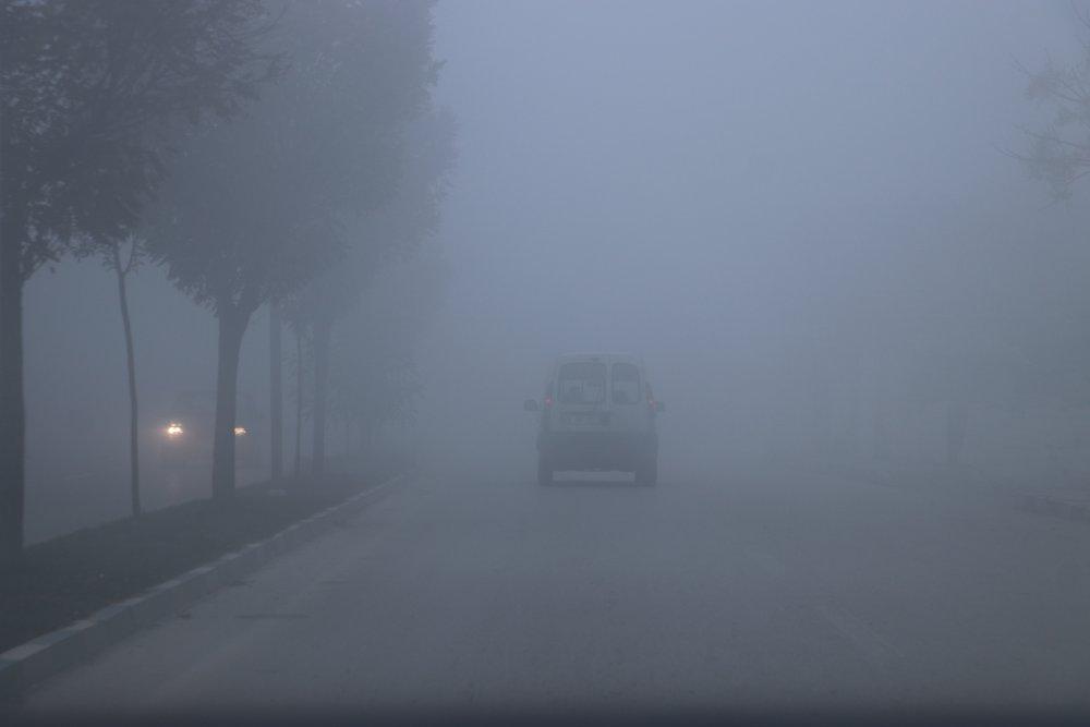 Meteorolojiden 5 il için sis ve pus uyarısı!