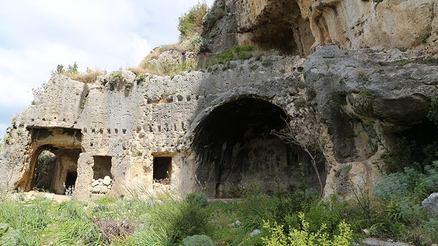 Romalılardan kalma tünel turizme kazandırılacak
