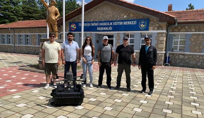 Türk Hava Kurumu Üniversitesi'nde İHA Destekli Arama Kurtarma Eğitimi Tamamlandı