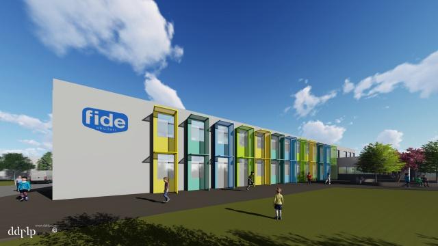 Fide Okulları, yeni kampüsünü Süreyyapaşa'da açmaya hazırlanıyor!