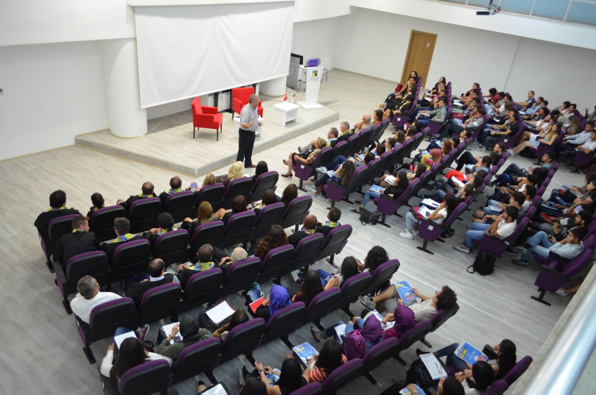 Alanya HEP Üniversitesi'nde Uyum Programı