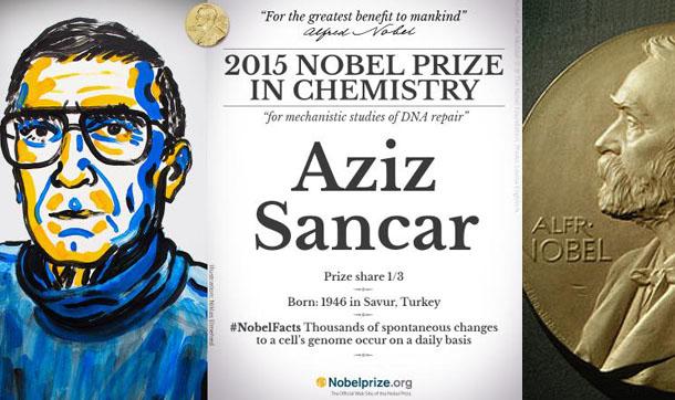 Prof. Aziz Sancar'in Stockholm Konferansı Canlı Yayında