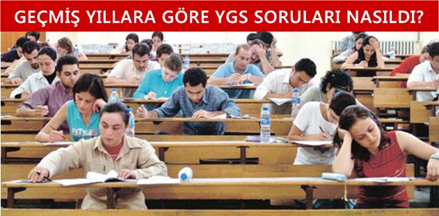 Uğur Okulları Uzmanları YGS'yi Değerlendirdi