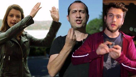 İşaret diliyle Atatürk'ün Gençliğe Hitabesi
