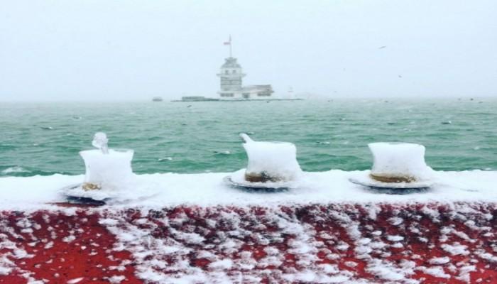 En güzel kar manzaraları
