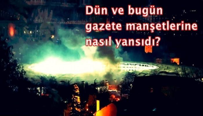 Beşiktaş'taki terör saldırılarını medya nasıl gördü?