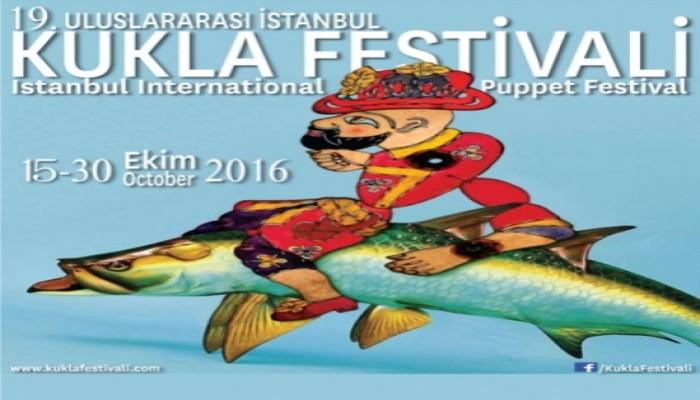 19. Uluslararası İstanbul Kukla Festivali başarıyla devam ediyor.