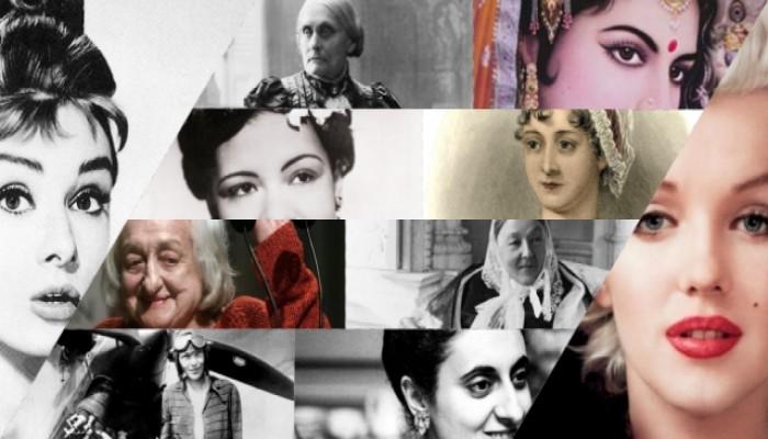 Dünya Tarihine  Yön Veren Kadınlar