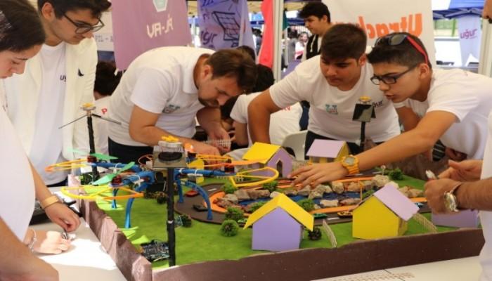 Uğurlu Mucitler U-Maker Fest'te Geleceğin Projelerini Yarıştırdı