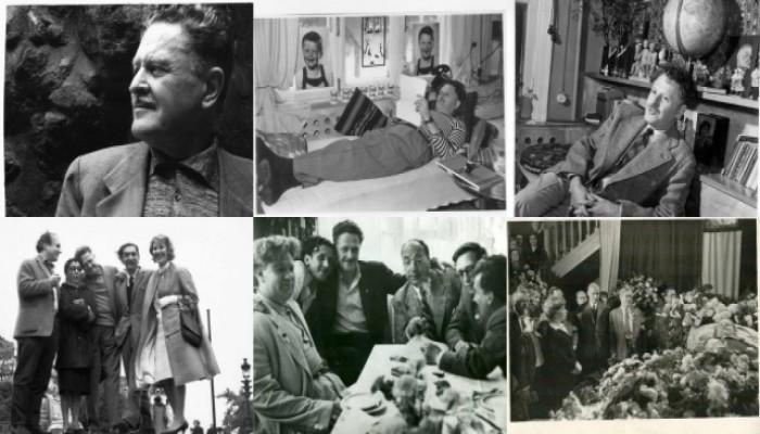 Nazım Hikmet'in Hiç Yayımlanmamış Fotoğrafları